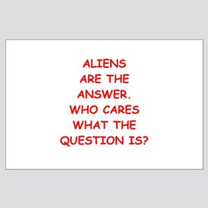 aliens Large Poster
