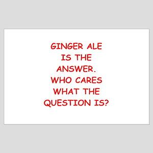 ginger,ale Large Poster