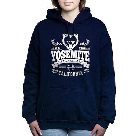 Vintage con Felpa con 1383921858 Yosemite cappuccio cappuccio qfx7HxUE