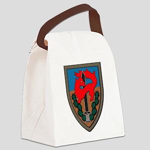 Israel - Givati Brigade - No Text Canvas Lunch Bag