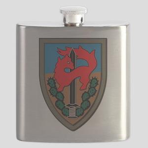 Israel - Givati Brigade - No Text Flask