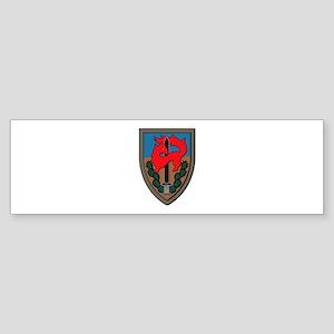 Israel - Givati Brigade - No Text Sticker (Bumper)