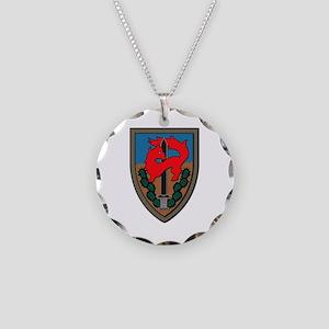 Israel - Givati Brigade - No Necklace Circle Charm
