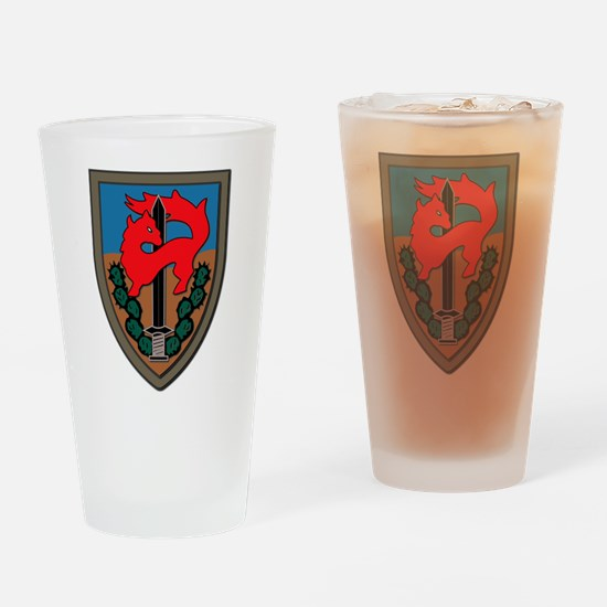 Israel - Givati Brigade - No Text Drinking Glass
