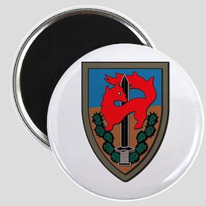 Israel - Givati Brigade - No Text Magnet