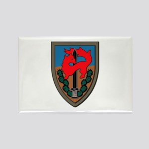 Israel - Givati Brigade - No Text Rectangle Magnet