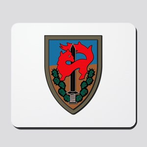 Israel - Givati Brigade - No Text Mousepad