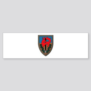 Israel - Givati Brigade - No Text Sticker (Bumper)