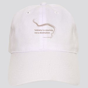 sobriety is a journey Cap
