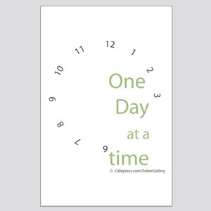 One Day at a Time Large Poster