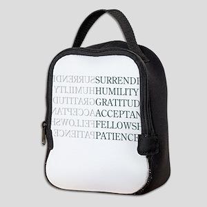 Surrender Neoprene Lunch Bag