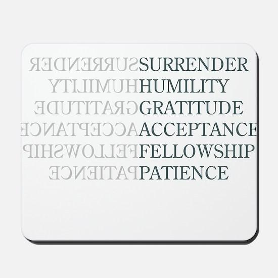 Surrender Mousepad