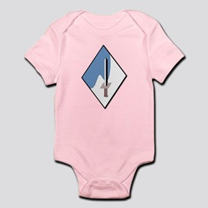188th-Armored-Brigade-NoText Infant Bodysuit