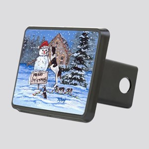 Treeing Walker Foxhound DFC Hitch Cover