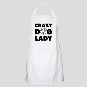 Crazy Dog Lady Apron