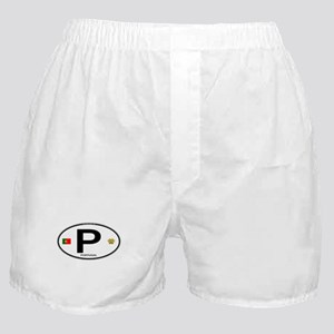 Portugal Intl Oval Boxer Shorts