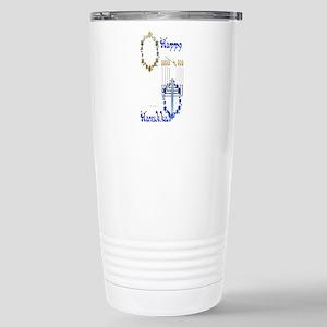Hanukkah Stars Mugs