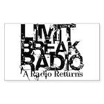 LBR ARR Logo Invert Sticker