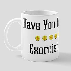Hugged Exorcist Mug