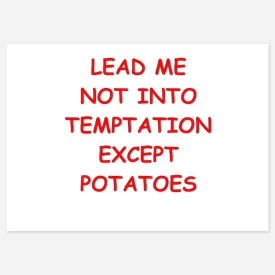 potatoes Invitations