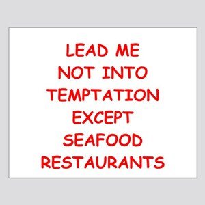 seafood Small Poster