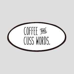 CoffeeCuss Patch