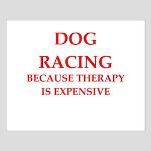do racing Small Poster