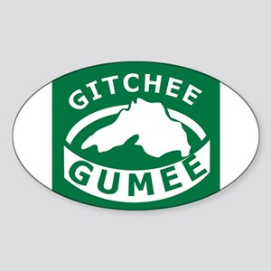 Gitchee Gumee Sticker