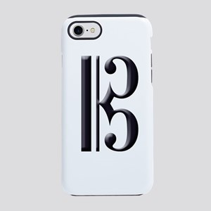 AltoClefAlone iPhone 7 Tough Case