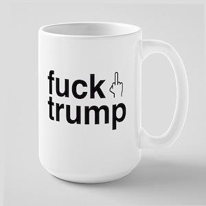Fuck Trump Mugs