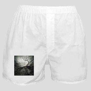 Dark Tree Boxer Shorts