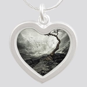 Dark Tree Necklaces