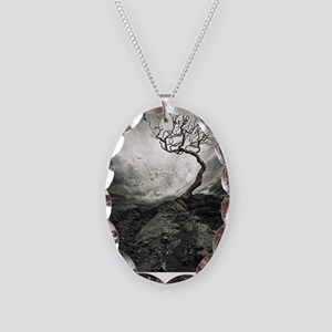 Dark Tree Necklace