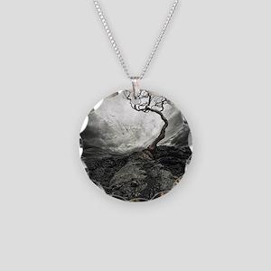 Dark Tree Necklace