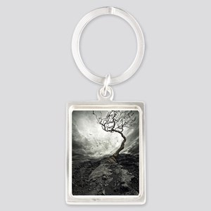 Dark Tree Keychains