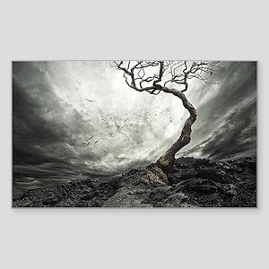 Dark Tree Sticker