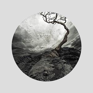 """Dark Tree 3.5"""" Button"""