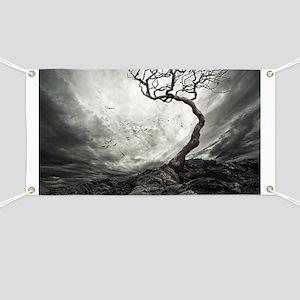 Dark Tree Banner