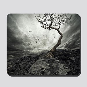 Dark Tree Mousepad