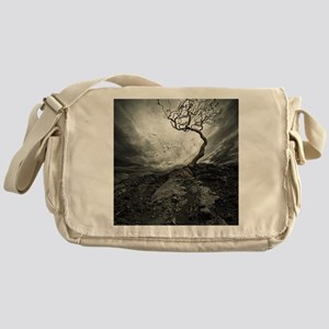 Dark Tree Messenger Bag