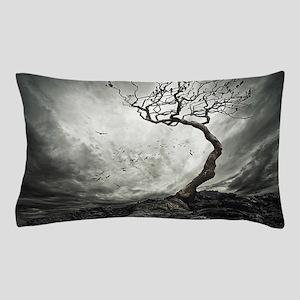 Dark Tree Pillow Case