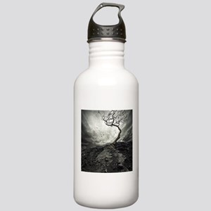 Dark Tree Water Bottle