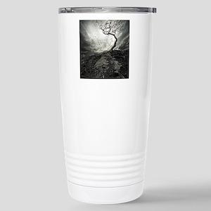 Dark Tree Travel Mug