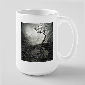 Dark Tree Mugs