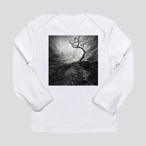Dark Tree Long Sleeve T-Shirt