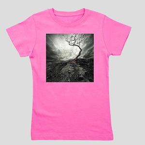 Dark Tree Girl's Tee