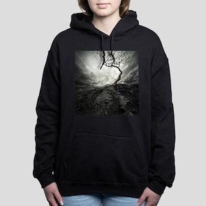 Dark Tree Women's Hooded Sweatshirt