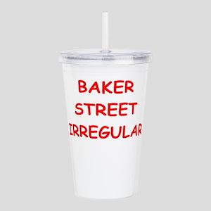 BAKER street Acrylic Double-wall Tumbler