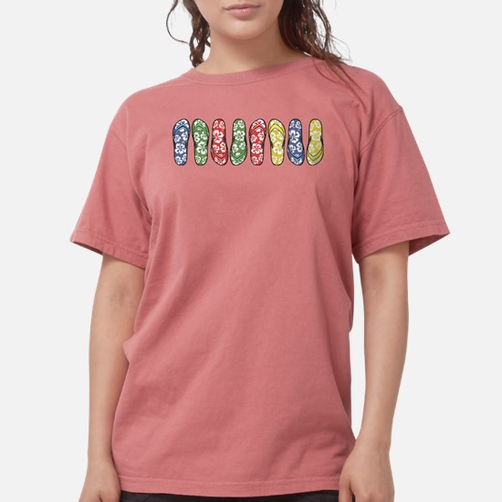Rainbow Flops T-Shirt