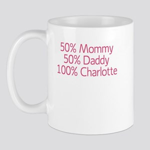 100% Charlotte Mug